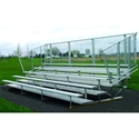 Picture of NRS 5 Row Preferred Bleacher - Aluminum Frames