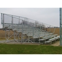 Picture of NRS 10  Row Preferred Bleachers - Aluminum Frames