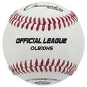 Picture of Champion Sports SEI Certified Cowhide Leather Baseball