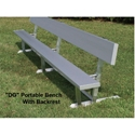 Picture of NRS Benches with Backrest