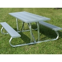 Picture of NRS Aluminum Picnic Tables