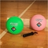 Picture of Champion Sports 8.5 Inch Neon Playground Set With Pump