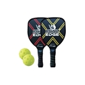 Picture of Champion Sports 2 Player Wooden Pickleball Set