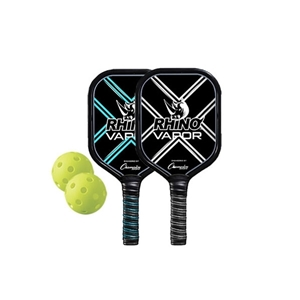Picture of Champion Sports 2 Player Aluminum Pickleball Set