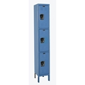 Picture of Hallowell Premium Stock Triple Tier 1-Wide Wardrobe Lockers