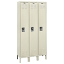 Picture of Hallowell Ready-Built Stock Single Tier 3-Wide Lockers