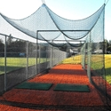 Picture of JUGS #4 Half Batting Cage Net with Portal