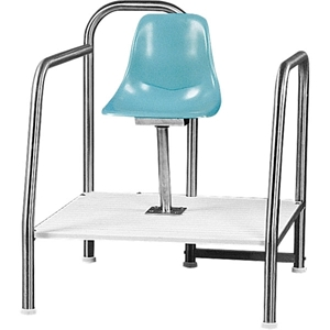 Picture of Paragon 1 Step Lookout Guard Chair