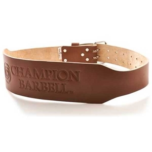Picture of Champion Barbell Regulation Weight Belt 4 inch Tapered
