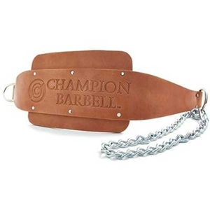 Picture of Champion Barbell Heavy Duty Leather Dip Belt