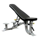 Picture of BSN Wheeled Adjustable Weight Bench
