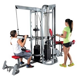 Picture of Champion Barbell 4 Way Multi Station
