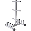 Picture of BSN Olympic Weight Bar & Plate Holder