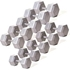 Picture of Champion Barbell Solid Hex Dumbbells