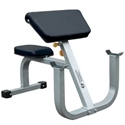 Picture of Champion Barbell Adjustable Preacher Curl Bench
