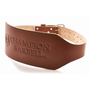 Picture of Champion Training Wt. Belt 6 inch Tapered