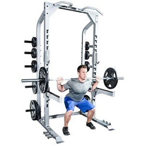 Picture of BSN Half Rack Only  Floor Mount