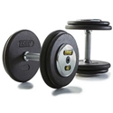 Picture of USA Sports Black Iron Pro Style Dumbbells