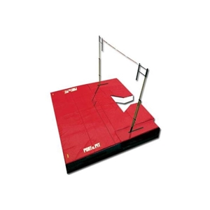 Picture of Port A Pit Competition Pole Vault Landing Systems