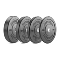 Picture of PowerMax Black Rubber Bumper Plates