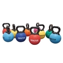 Picture of Reactor Champion Barbell Rubber Kettlebells