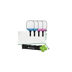 Picture of Champion Spark 3.0 Tournament Pickleball Net with Paddles Package