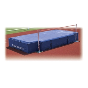 Picture of Stackhouse Challenger High Jump System Cut-out Front