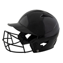 Picture of Champro Rookie Baseball Helmet with Facemask, Uncoated
