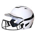 Picture of Champro HX Rise Pro Batting Helmet with Facemask