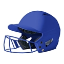Picture of Champro HX Rise Batting Helmet with Facemask