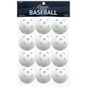 Picture of Champion Sports Plastic Baseball Retail Pack Of 12