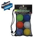 Picture of Champion Sports Lacrosse Ball 6 Color Set