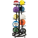 Picture of Champion Sports Deluxe Medicine Ball Tree