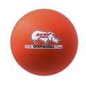 Picture of Champion Sports 6 Inch Rhino Skin Low Bounce Dodgeball - Neon Orange