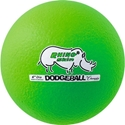Picture of Champion Sports 6 Inch Rhino Skin Low Bounce Dodgeball - Neon Green