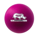 Picture of Champion Sports 6 Inch Rhino Skin Low Bounce Dodgeball - Neon Violet