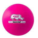 Picture of Champion Sports 8.5 Inch Rhino Skin Special Dodgeball - Neon Pink