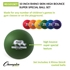 Picture of Champion Sports 10 Inch Rhino Skin Super Special Low Bounce Ball Set