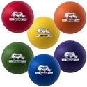 Picture of Champion Sports 8.5 Inch Rhino Skin Medium Bounce Special Ball Set
