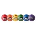 Picture of Champion Sports 6 Inch Rhino Skin Medium Bounce Swirl Ball Set