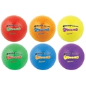 Picture of Champion Sports 8 Inch Rhino Skin Super Squeeze Soccer Ball Set