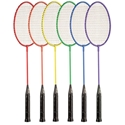 Picture of Champion Sports Tempered Steel Badminton Racket Set