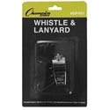 Picture of Champion Sports Metal Whistle With Lanyard