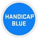 Picture of Ameri-Stripe Athletic Aerosol Paint - Handicap Blue 1180