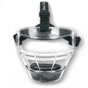 Picture of Game Face Medium Youth Mask Black with T Harness