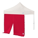Picture of E-Z UP Endeavor Vinyl Sidewall Middle Zipper with Ground Flap